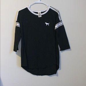 PINK 3/4 Sleeve Shirt